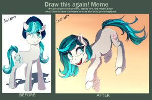 Draw this again meme by ka-samy