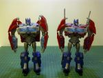 transformers prime rid voyager optimus prime Mod by CrashElements