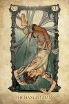Tarot: The Hanged Man by SceithAilm