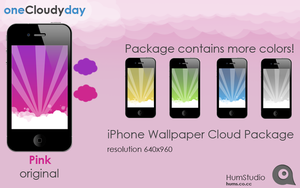 oneCloudyday Wallpaper Pack by ChrisVme