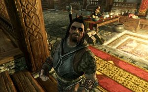 Skyrim Screenshots- Farkas 4 by vincent-is-mine