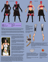 Ilista Villine Reference Sheet by Heartless-Bowser