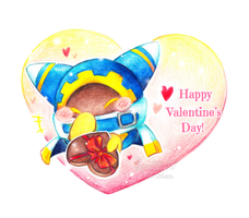 .:Happy Valentine's Day:. by PaperLillie