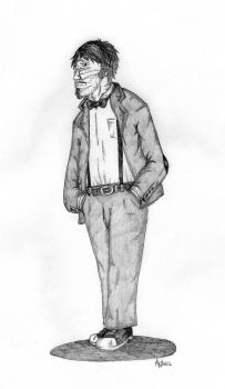 Remus Lupin by EvilSeverus