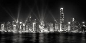 Hong Kong Symphony of Lights by xMEGALOPOLISx