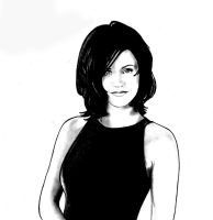 Monica Geller (Courteney Cox) by Flxrence