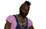 B.A Baracus Update :) by TaishoBee