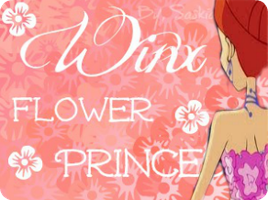 Winx Club - Flower Princess Logo! by Saskia0107