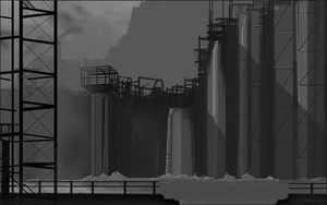 Industrial 2 by Gex78