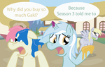 Friendship is Gak by T-3000
