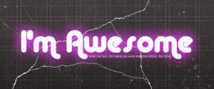 I'm Awesome by Rawio