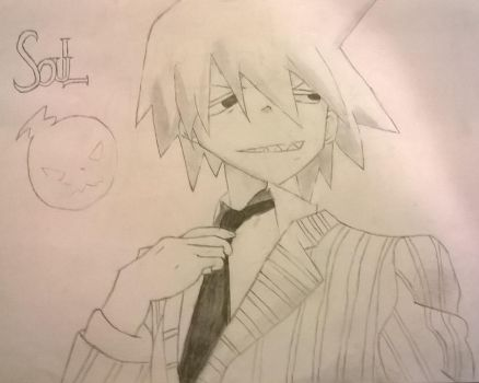 Soul Eater/Evans by Arcobaleno1425M