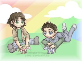 SPN+Scrubs: The are SO Real by Twilight-Deviant