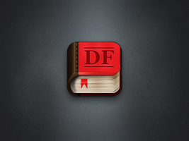 Book icon (wip) by OtherPlanet