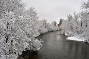 snowy river 4 by contemporaryhart