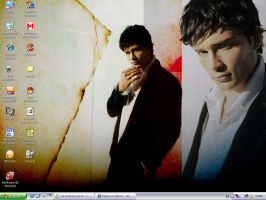 Capture Tom Welling wallpaper by fullmind79