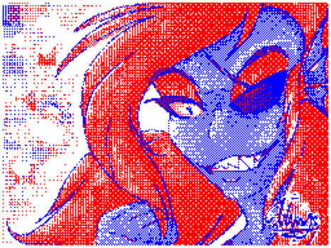 It's Undyne! by xVwings