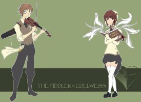 AatR NPC:Fiddler and Edelweiss by Skylord