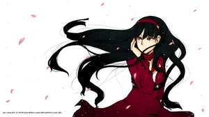 for ilascott: Yukiko by SweetieMoon