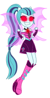 [Commission] Bad Sonata by MixiePie