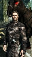 Mortal Lucien LaChance Companion by KABren