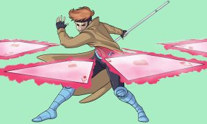 G is for Gambit! by jillybean200x