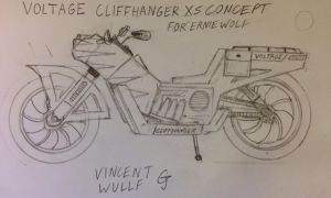 VOLTAGE CliffHanger Concept (WIP) by Vincent-Wullf