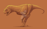 Daily Dino Challenge Day# 1 by TyrantTR