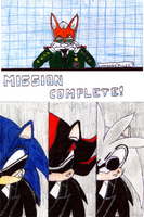 Mission Complete S Ranking by zealthebat