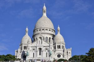 Sacre-Coeur in Paris by Markuslajer