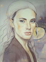 Nienor Niniel by kimberly80