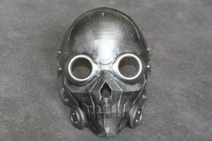 Death gun mask by Masturbating-toaster