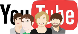 Youtubers by Jemma-the-human