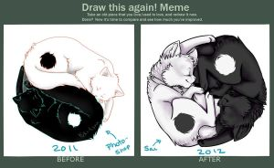 draw this again meme by nevaeh-lee