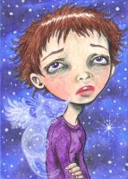ACEO - Missing You by KootiesMom