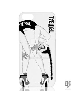 iPhone 5 case 3 by kidTRIBAL