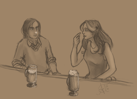 Butterbeers by Steadier