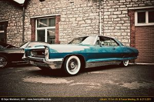 Pontiac Grand Prix II by AmericanMuscle