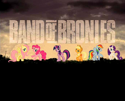 Band of Bronies WP customized by MrUberBrony