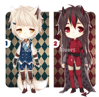 Adopts auction #11 [ C L O S E D ] by Riukkii