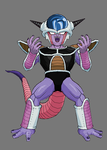 King Cold Form 1 by DragonBallZ1234