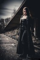~ Vampire Slayer ~ by MaelstromPhotography