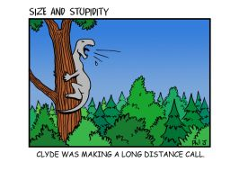 Long Distance by Size-And-Stupidity