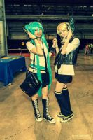 Vocaloid: Magnetic by Alice-of--spades