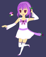 .:Contest:. Unnamed Vocaloid by tianshii