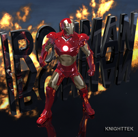 Ironman by KnightTek