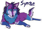 Adopted Wolf - Synae by Kylua95