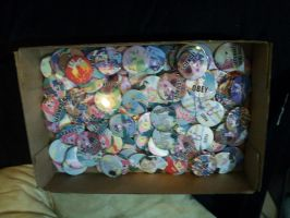 Slew of 130 Poni Pins by sparklepeep