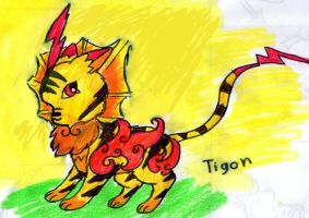 Tigon by Liestiawati