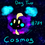 Pokecember 2: Fave Psychic Type: Cosmog by HyperSonicFire15